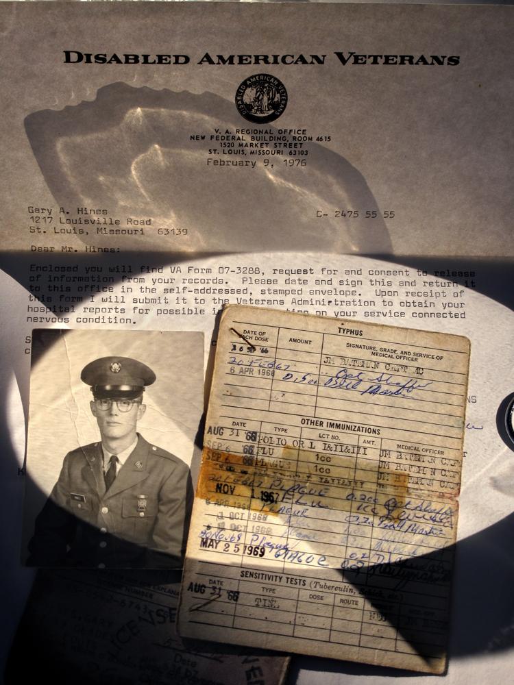 Disabled American Veteran