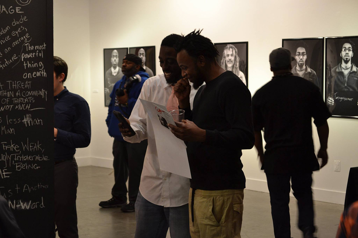 Cutz: Black Men in Focus   Photo by Anthony Summers