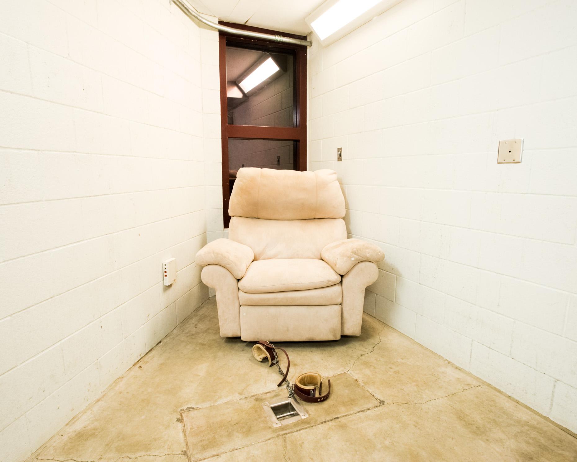 Compliant Detainee Media Room, Camp 5