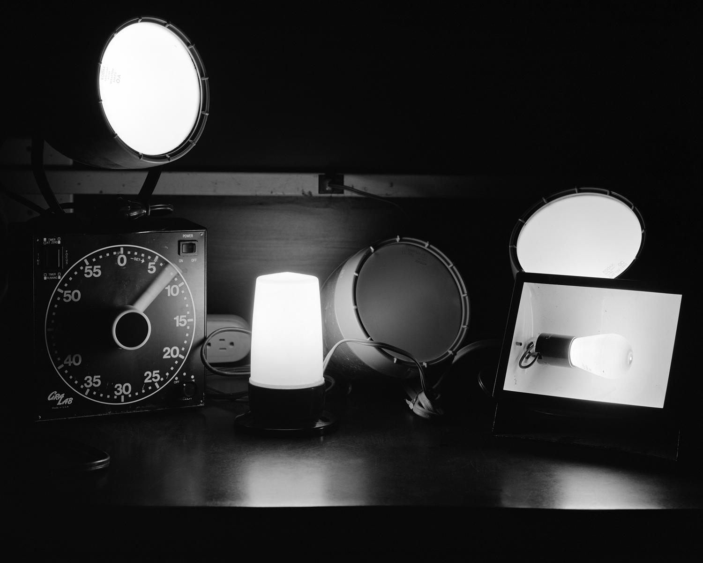 Safe Light Still Life from  Redux