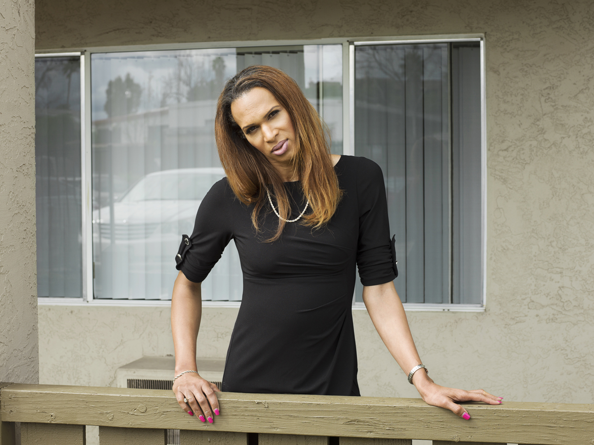 Cassandra, 50, San Diego, CA, 2017