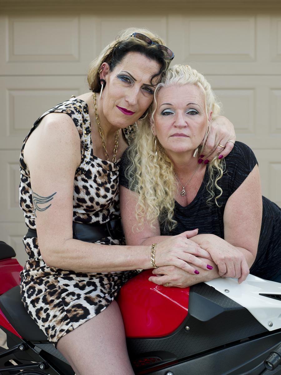 SueZie, 51, and Cheryl, 55, Valrico, FL, 2015