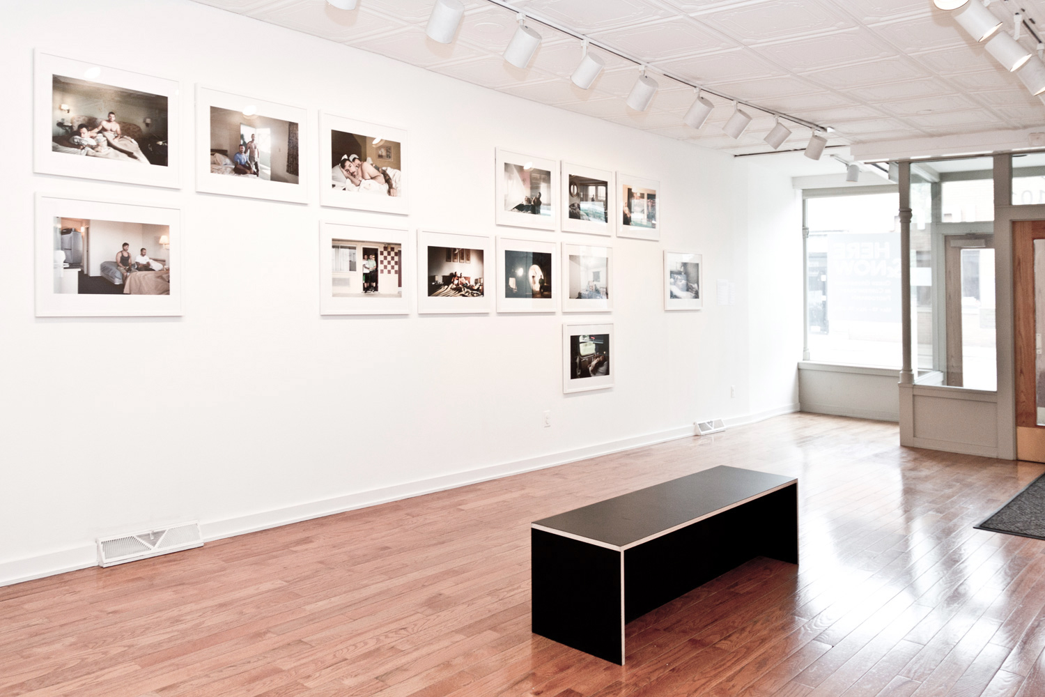 Here and Now: Queer Geographies in Contemporary Photography , curated by Rafael Soldi at the Silver Eye Center for Photography