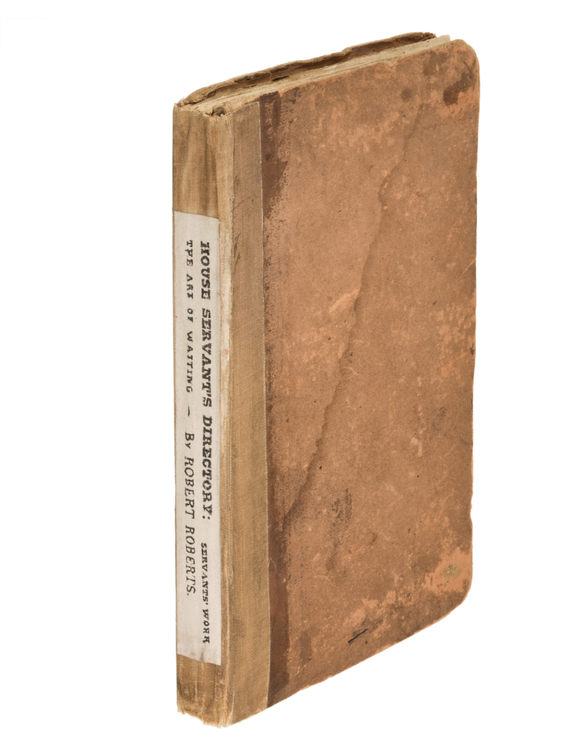 The House Servant's Directory  by Robert Roberts  (Courtesy Heritage Auctions)