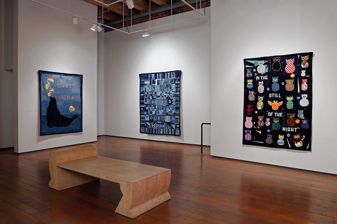 Installation at Greg Kucera Gallery