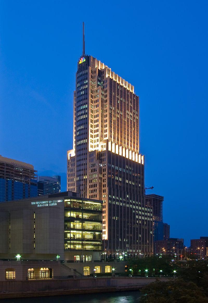 NBC Tower Chicago © Jeremy Atherton, 2007