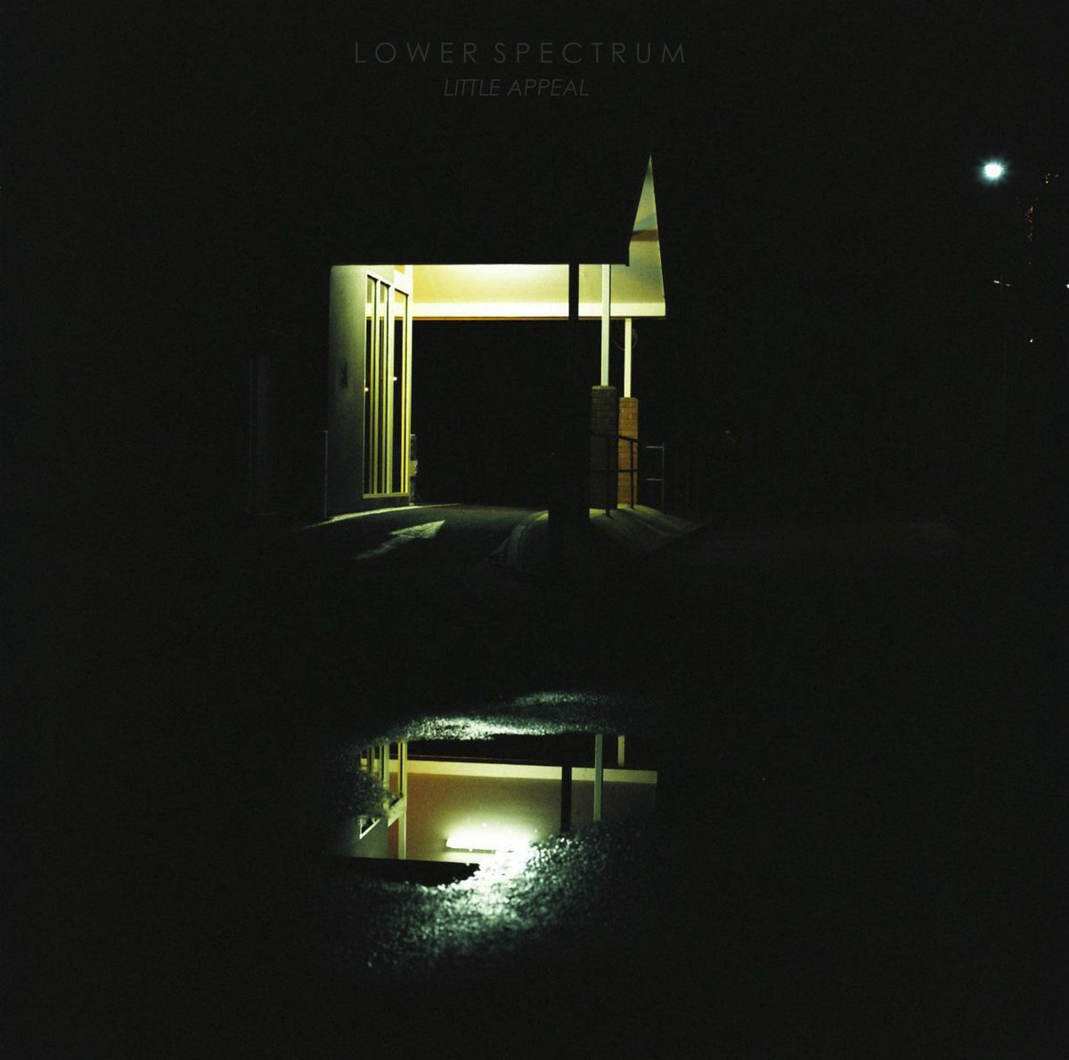 Writing, Mixing + Production  'Little Appeal' - LOWER SPECTRUM   LISTEN