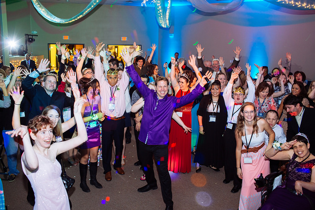 Hosting a prom for people with special needs