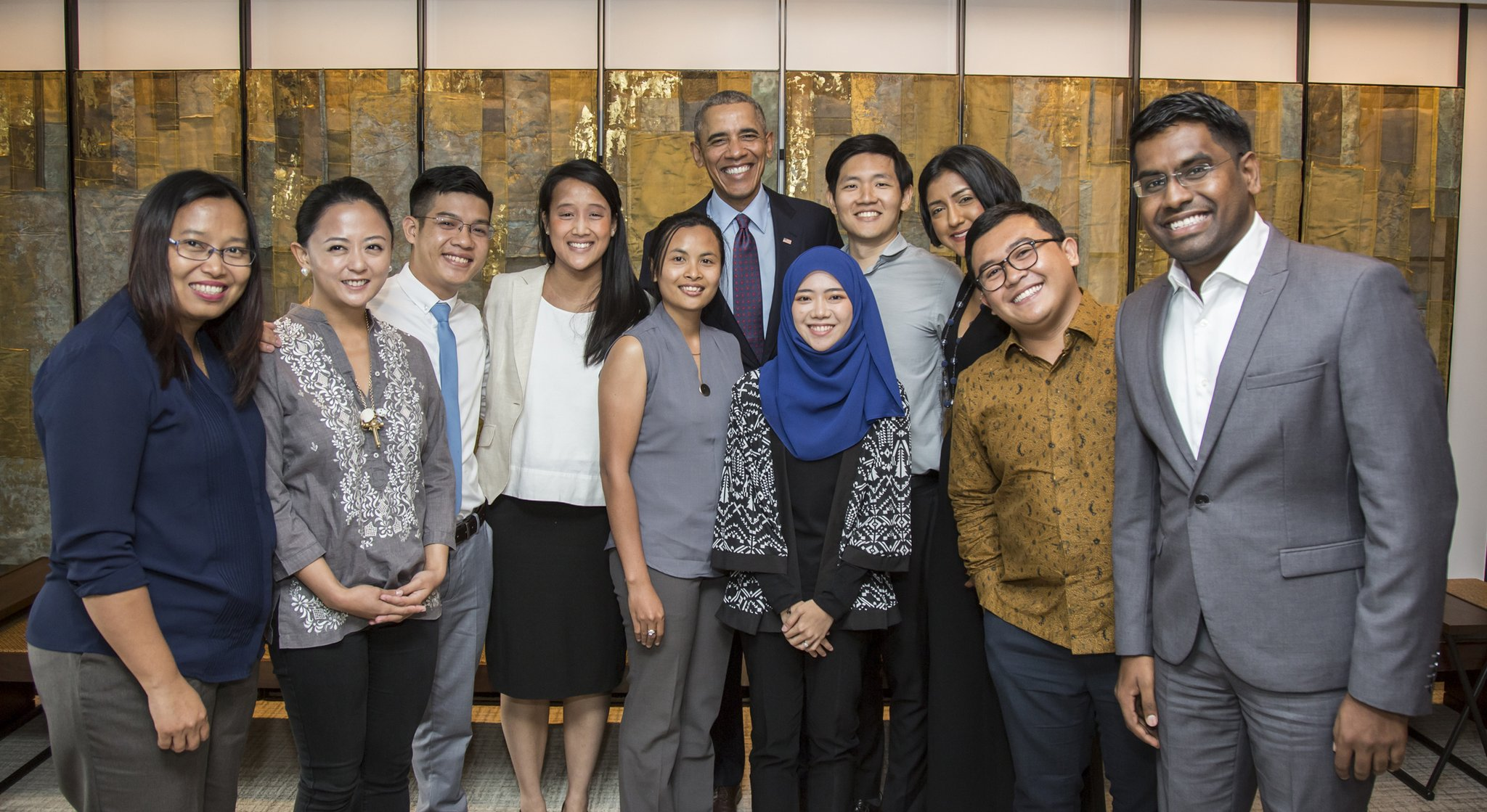 Credit:  Russel Wong  for the Obama Foundation