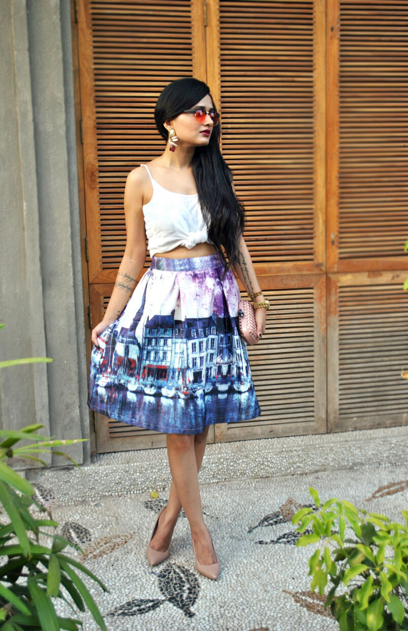 The Chic Armoire by Nidhi Kunder | Particle Explosion 3