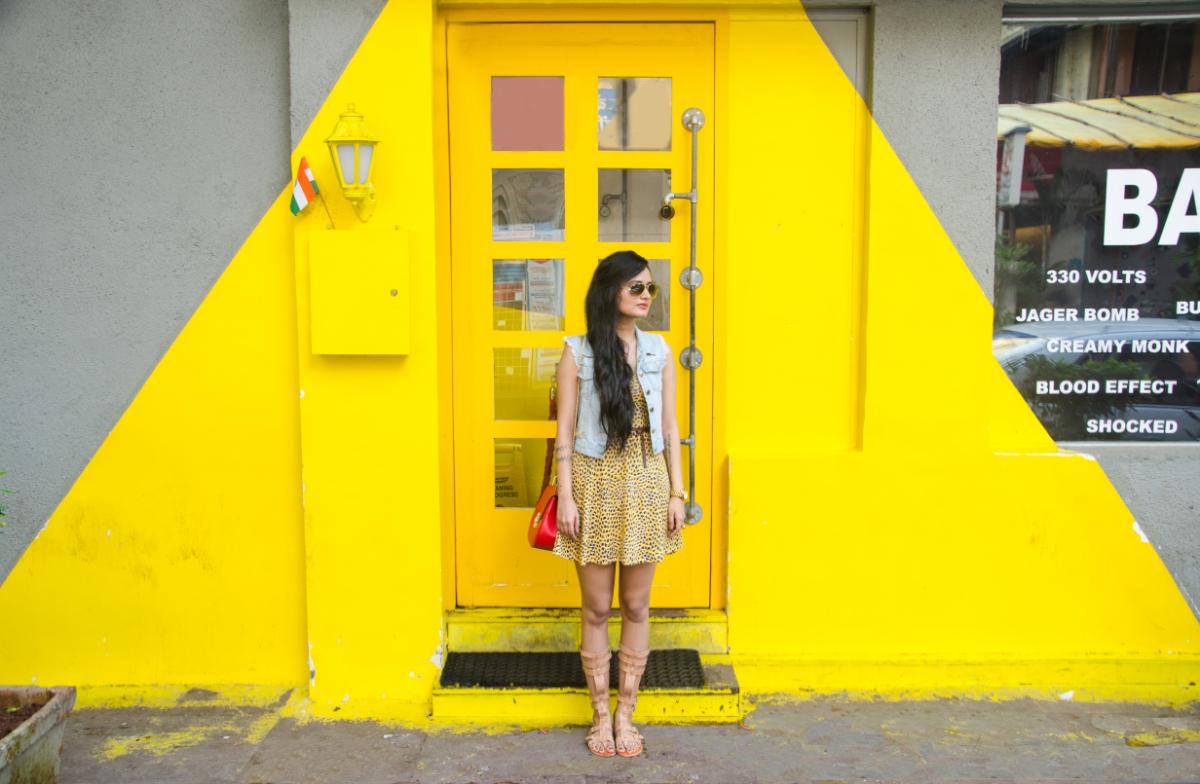 Nidhi Kunder | The Chic Armoire | Yellow Submarine 1