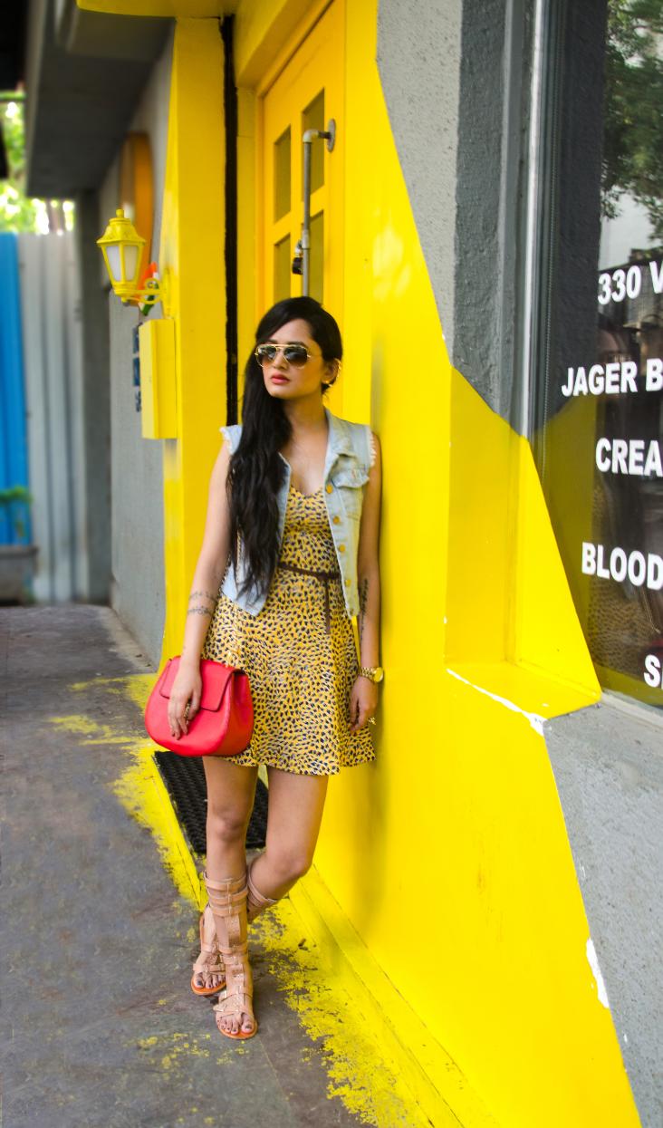 Nidhi Kunder | The Chic Armoire | Yellow Submarine 2