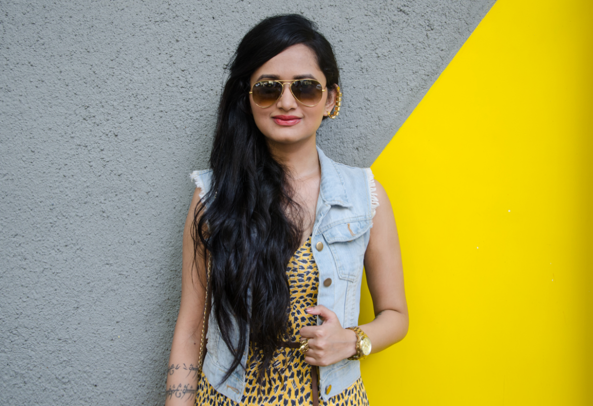 Nidhi Kunder | The Chic Armoire | Yellow Submarine 6