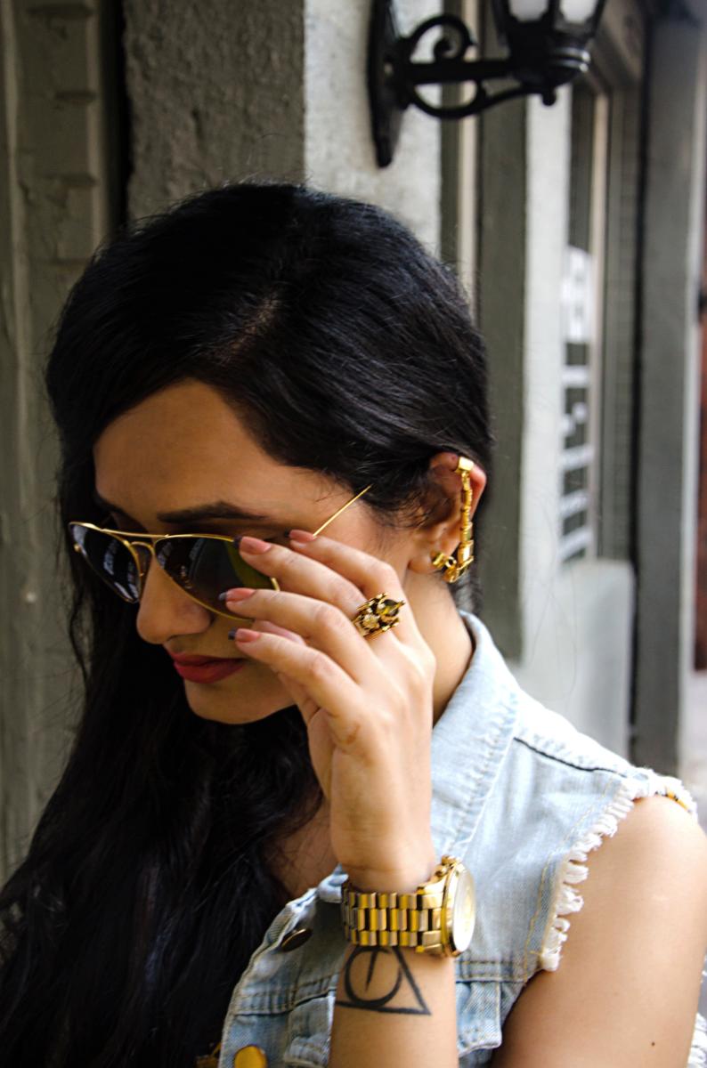Nidhi Kunder | The Chic Armoire | Yellow Submarine 7