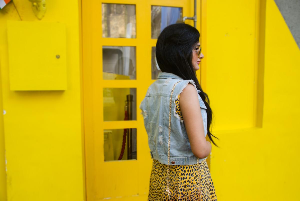 Nidhi Kunder | The Chic Armoire | Yellow Submarine 11