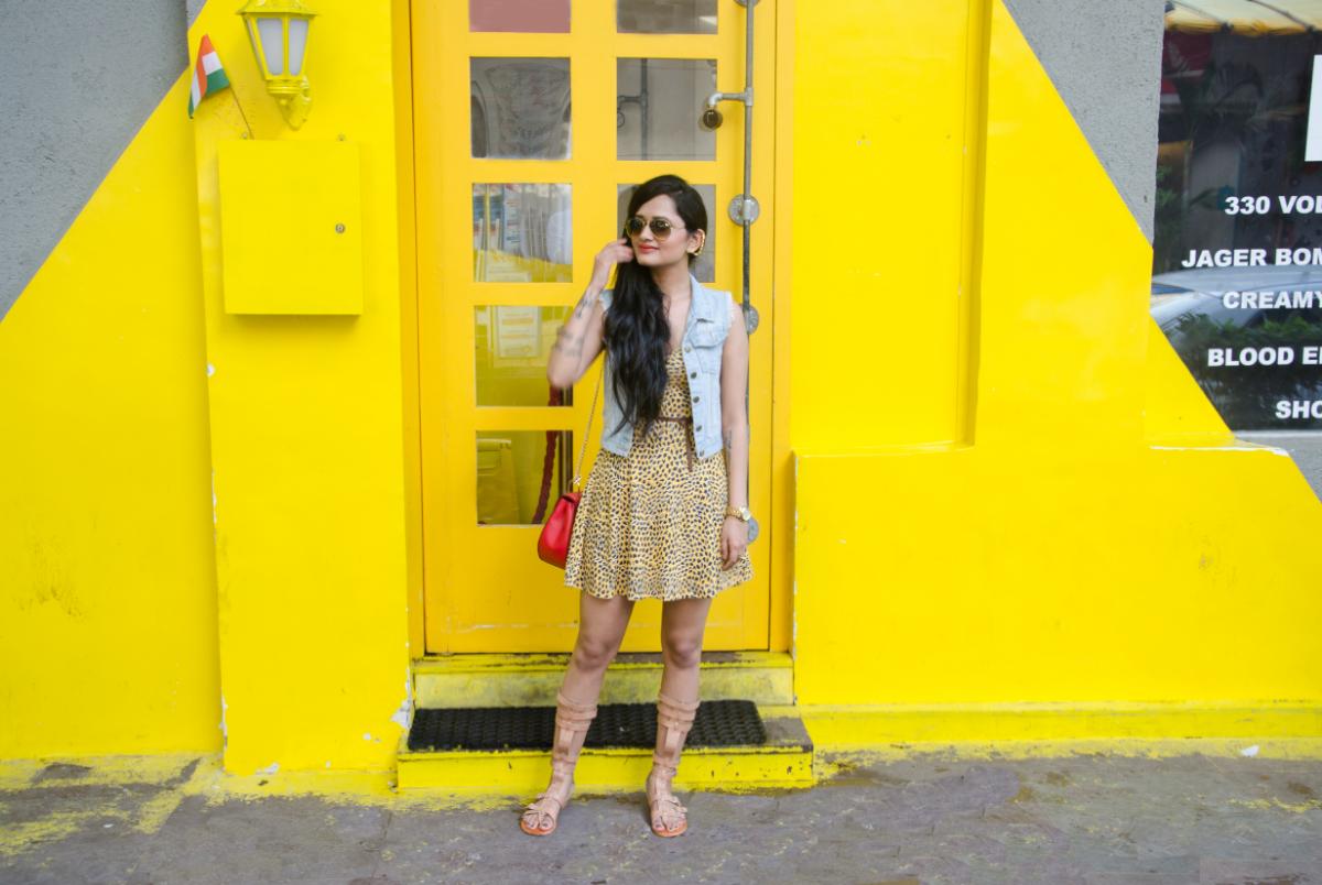Nidhi Kunder | The Chic Armoire | Yellow Submarine 14