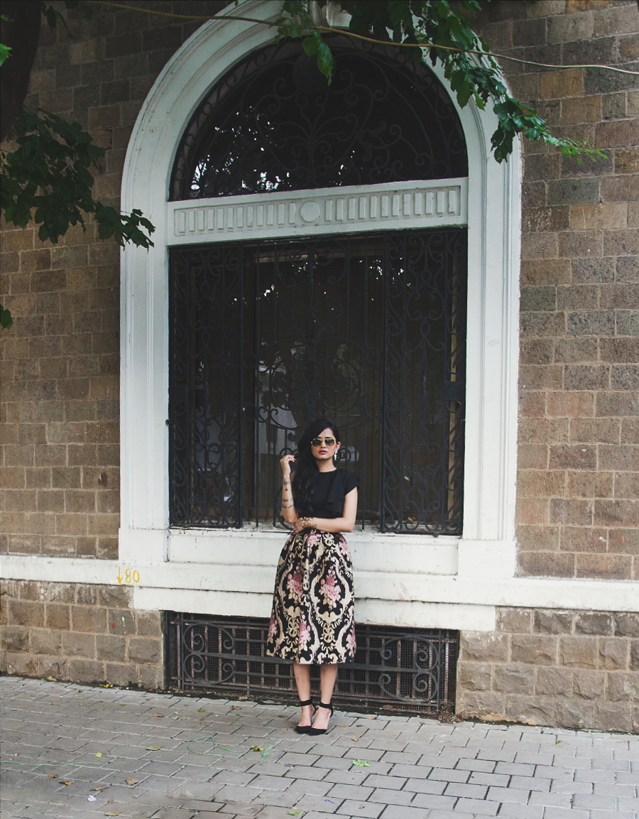 The Chic Armoire by Nidhi Kunder - Black Rose Immortal 1