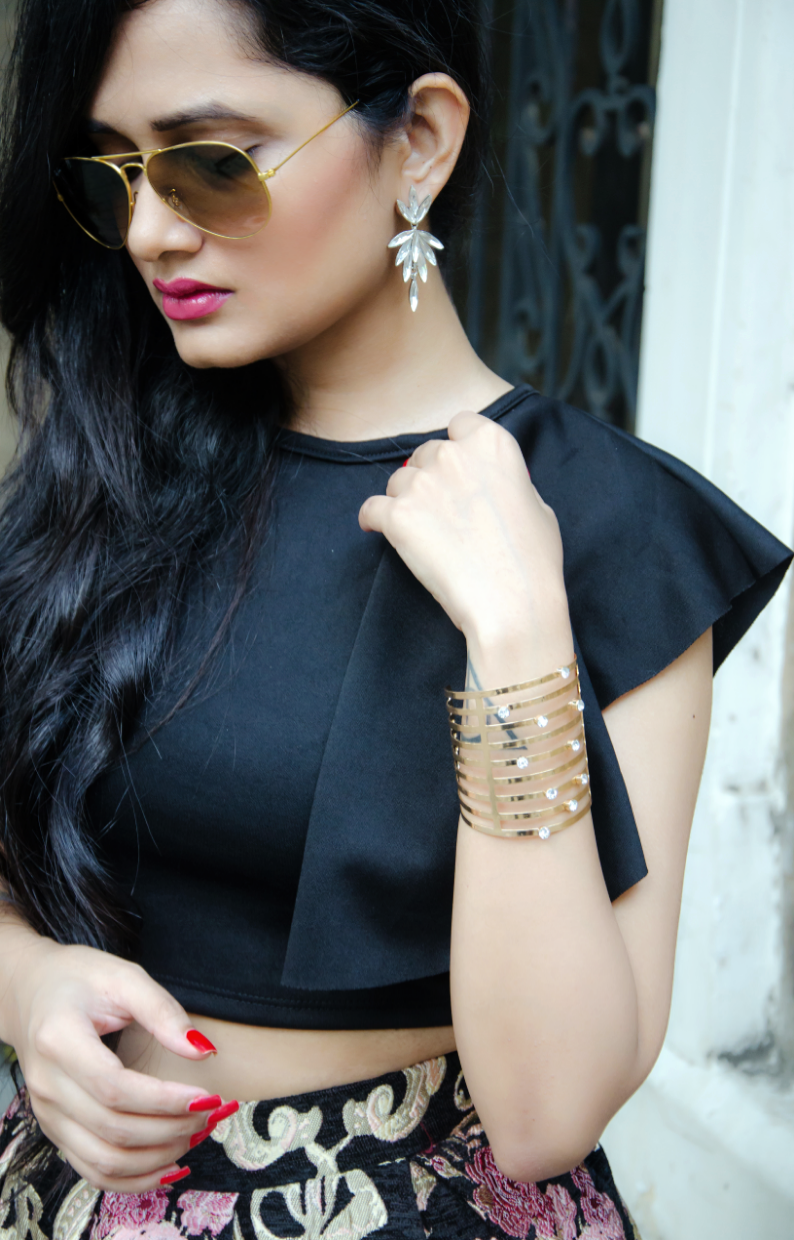 The Chic Armoire by Nidhi Kunder - Black Rose Immortal 4