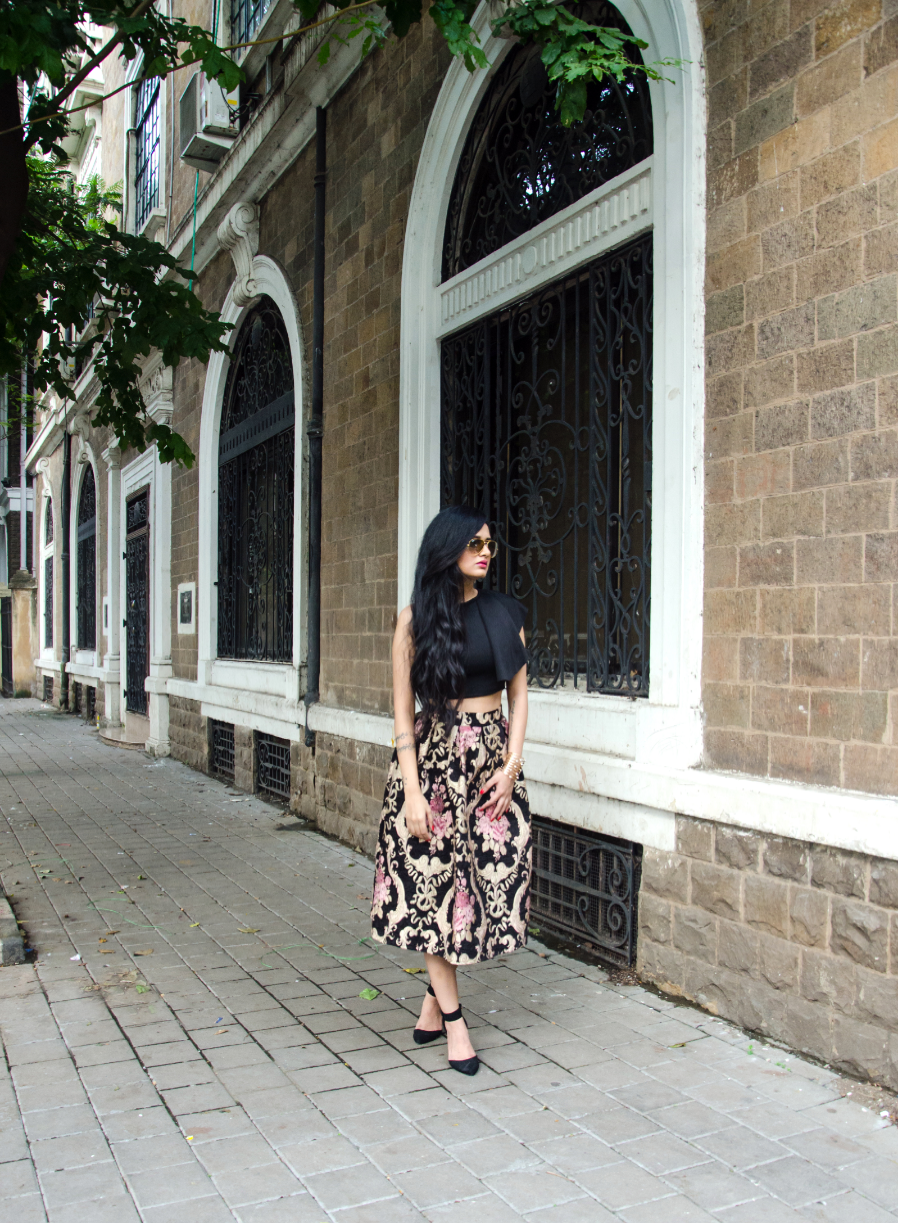 The Chic Armoire by Nidhi Kunder - Black Rose Immortal 7