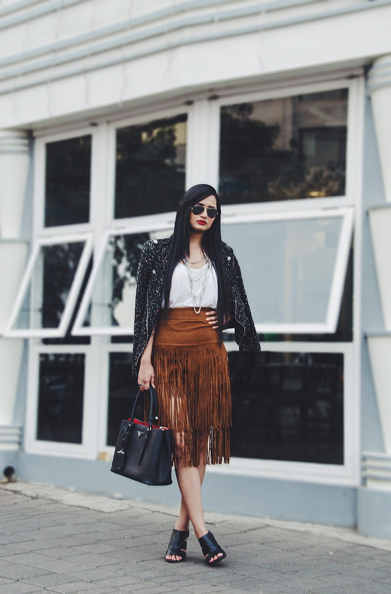 The-Chic-Armoire-by-Nidhi-Kunder-Fringe-Skirt 2