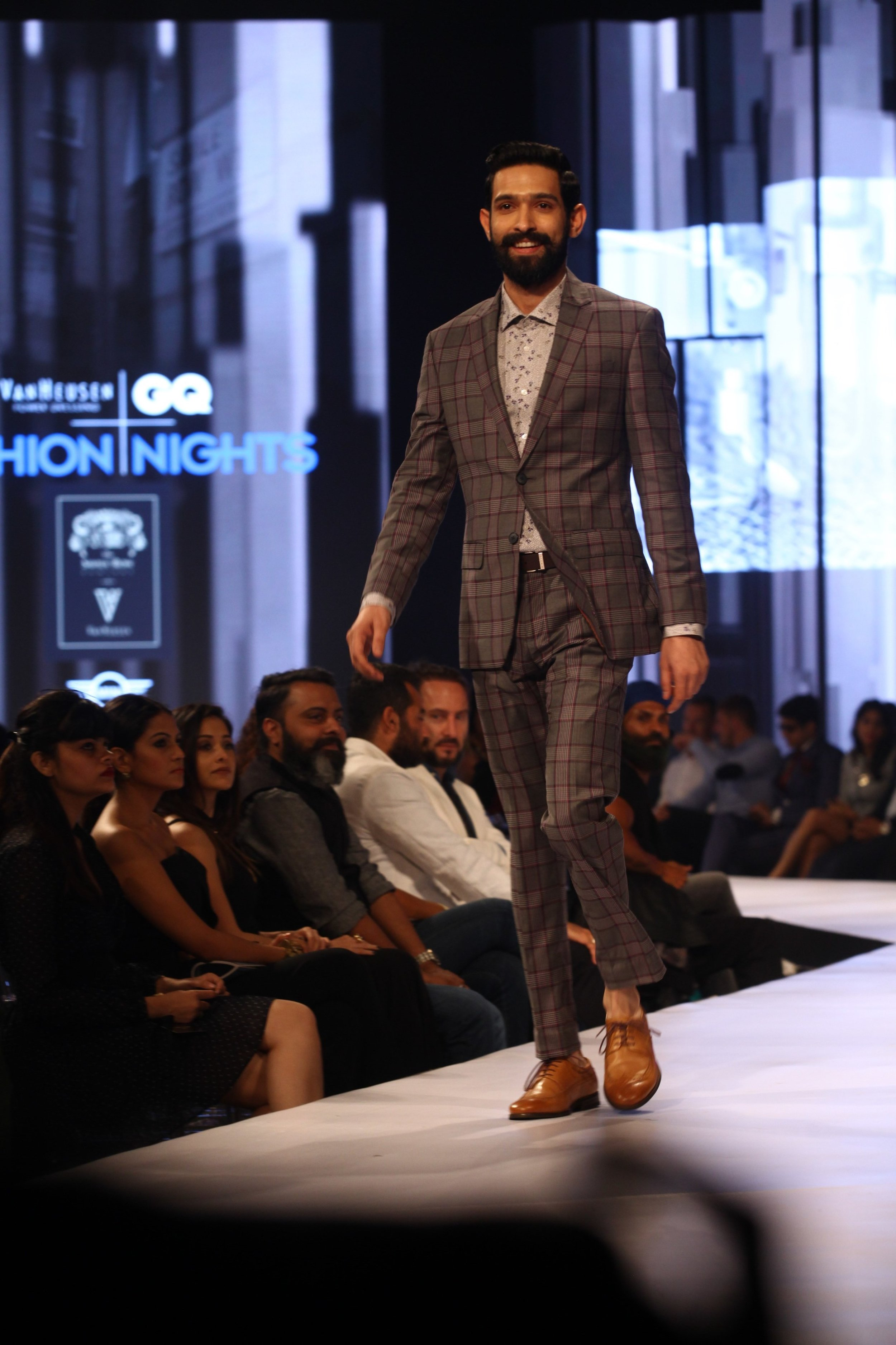 Vikrant Massey for Van Heusen