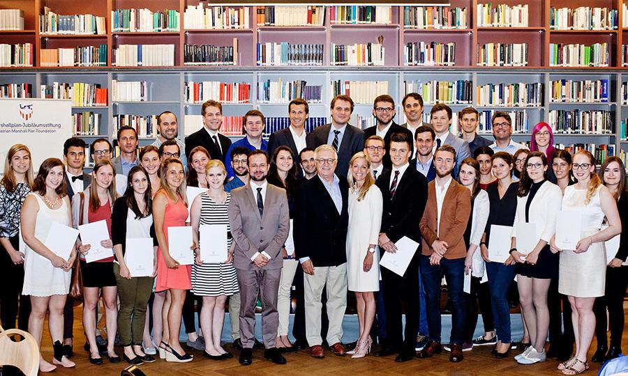 Photo: Austrian Marshall Plan Foundation/ Michele Pauty