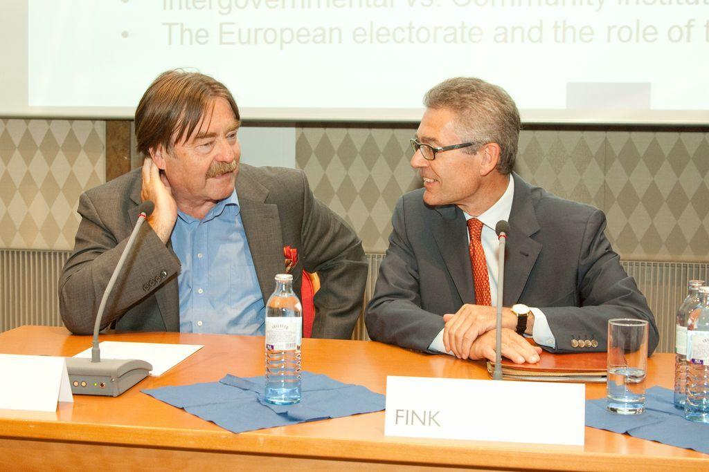 Dieter Stiefel, Anton Fink