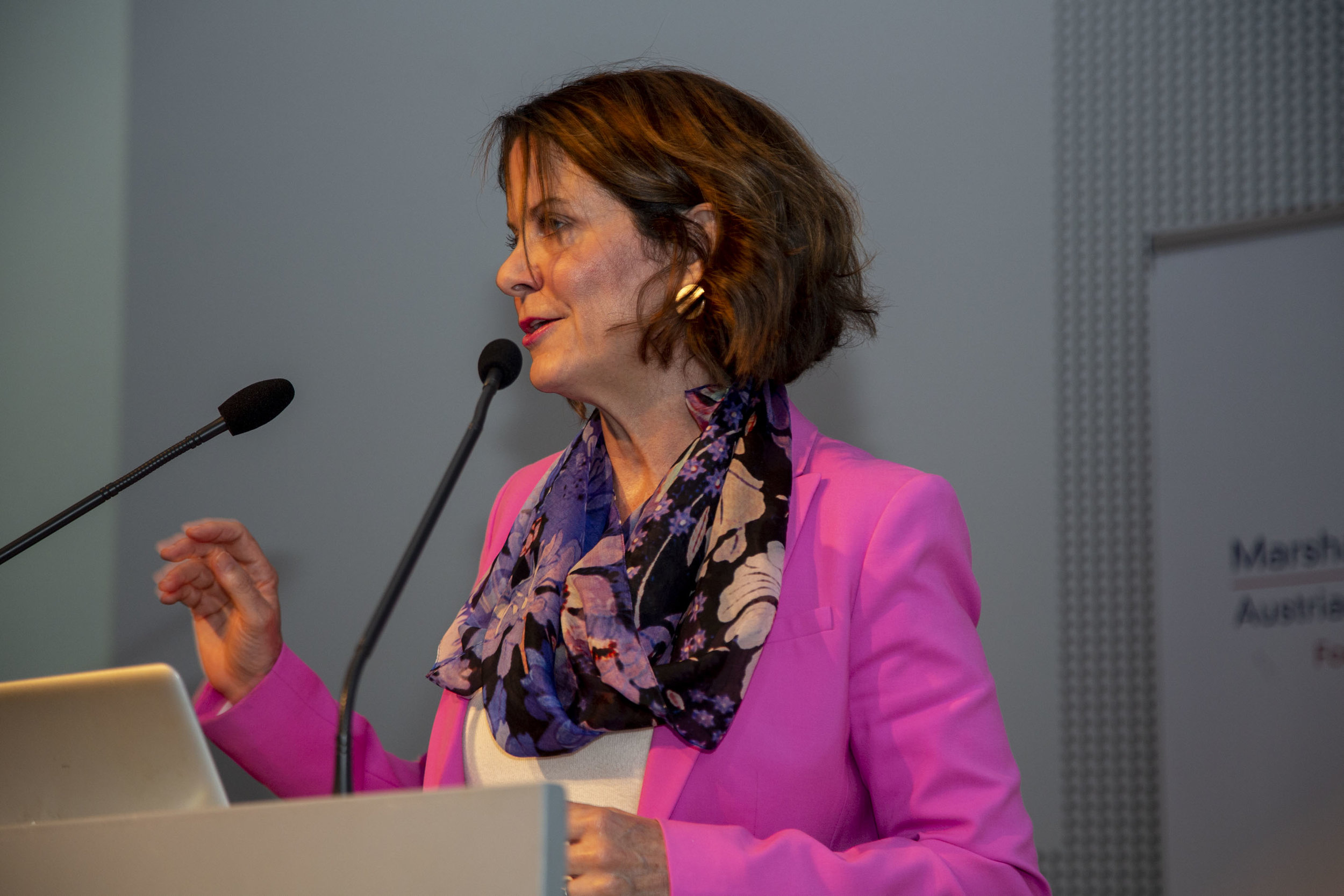 Robin L. Dunningham, Minister-Counselor, Embassy of the United States in Austria