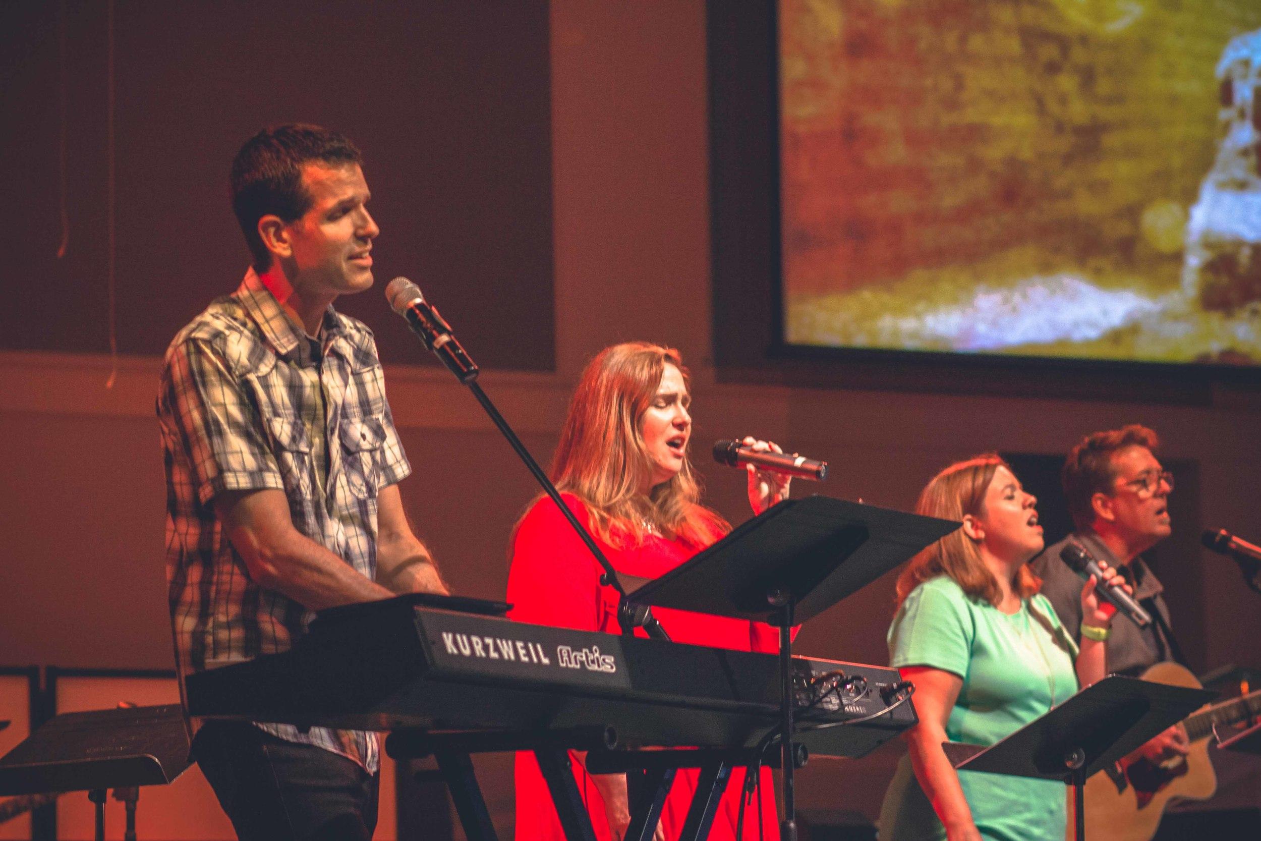 Worship & Bible Study   Service Times