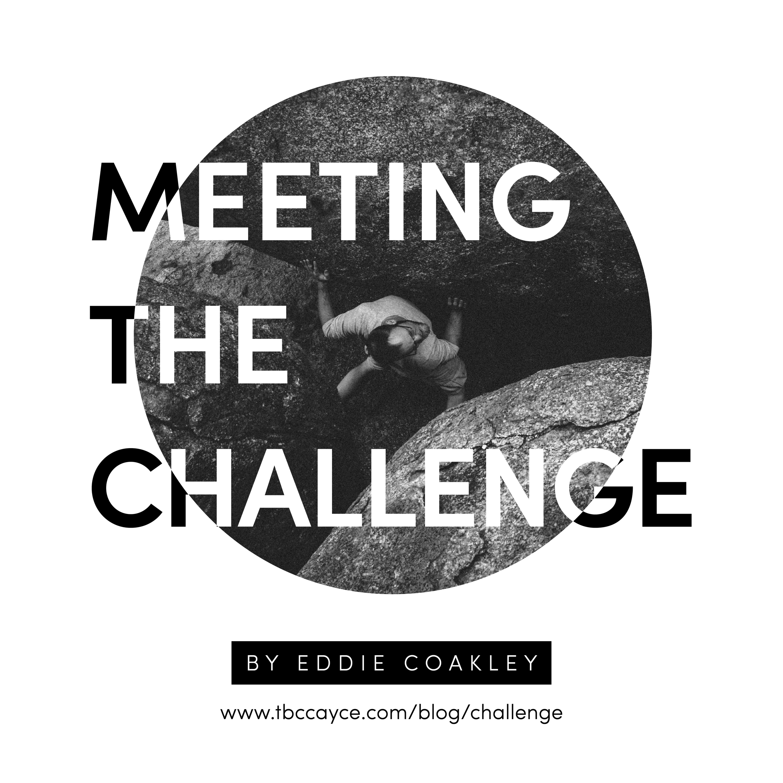 meeting the challenge tbccayce