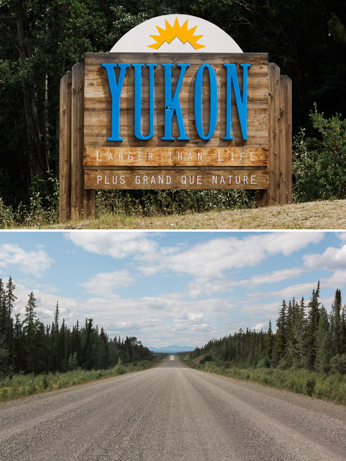 The legendary Yukon Territory. This place captured my heart and soul.