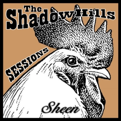 #rtr008 - Sheen:  The Shadow Hills Sessions  (EP) (2017)
