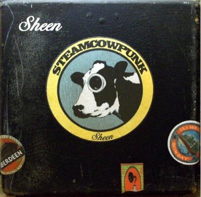 #rtr005 - Sheen:  Steamcowpunk  (2013)