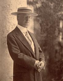 James Deering (1859-1925) -Photo from vizcaya.org