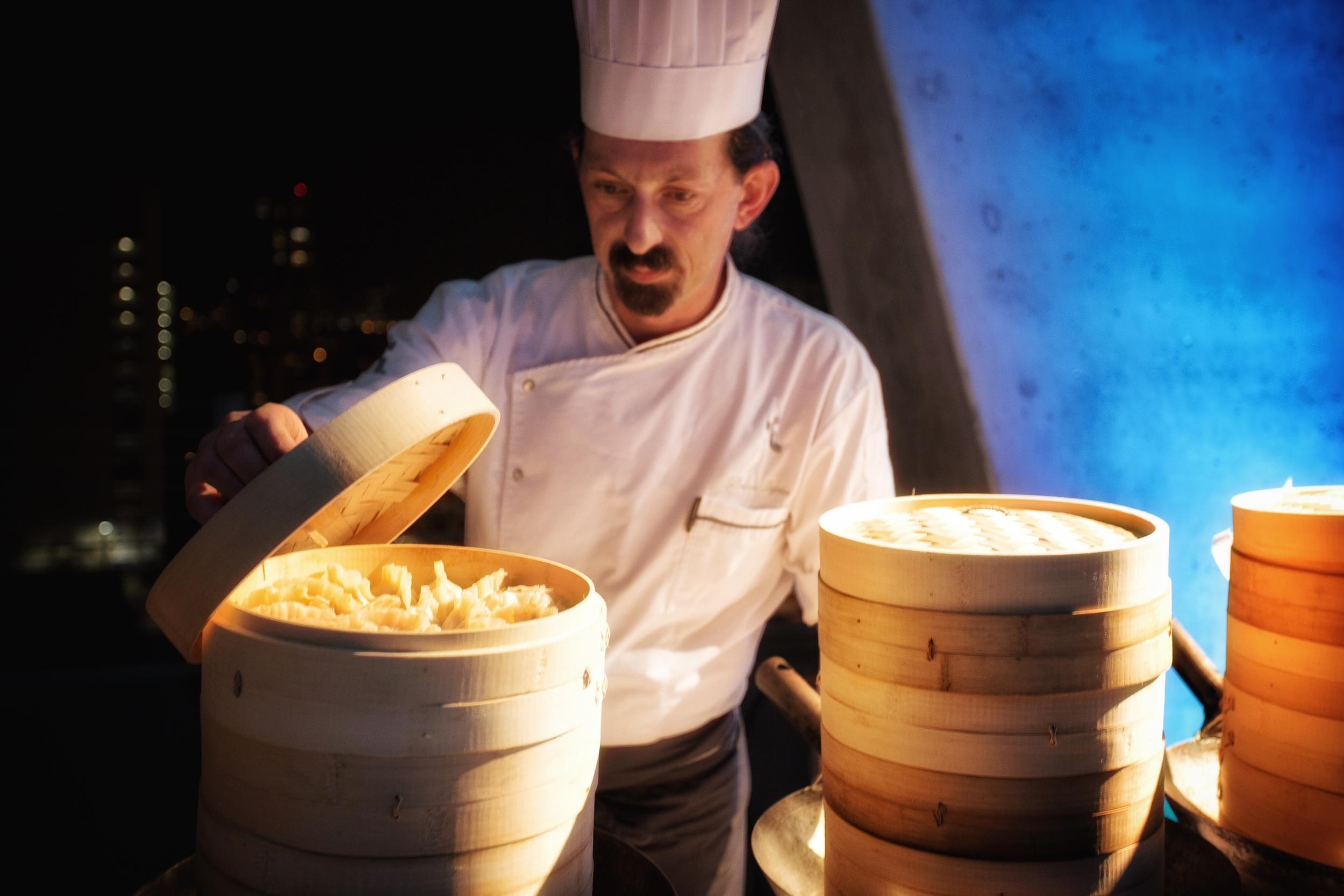 Executive Sous Chef/Chef Pâtissier, Bruno Legros