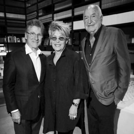 Michel Parmigiani, Mera & Don Rubell