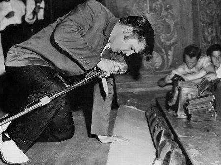 Elvis Prelsey - Olympia - 1956