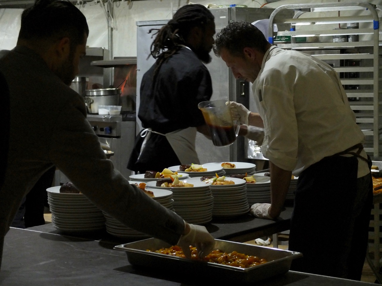 Executive Chef, Vincent Gourmet