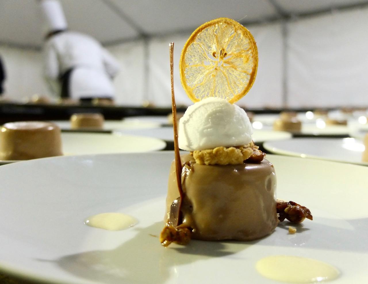 Gianduja Chocolate Croustillant