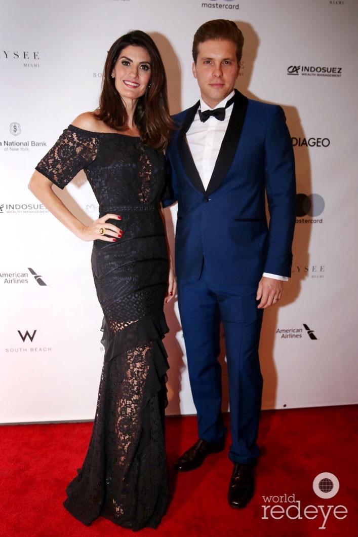 Isabella Fiorentino & Thiago Fragoso