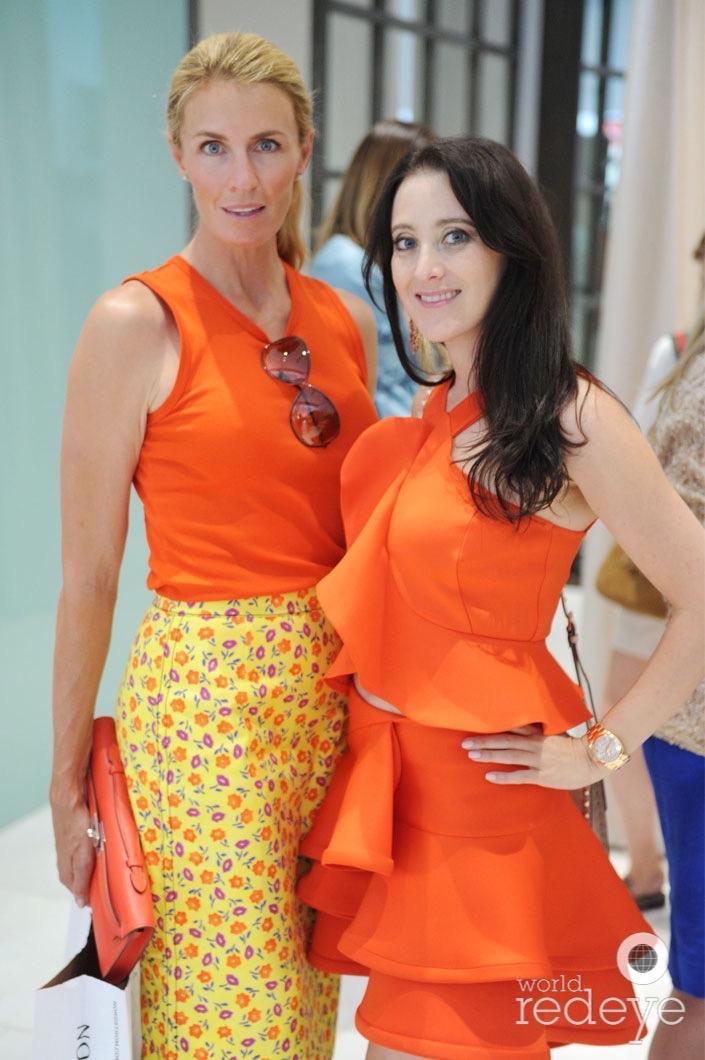 Jennifer Kennedy & Susanne Birbragher