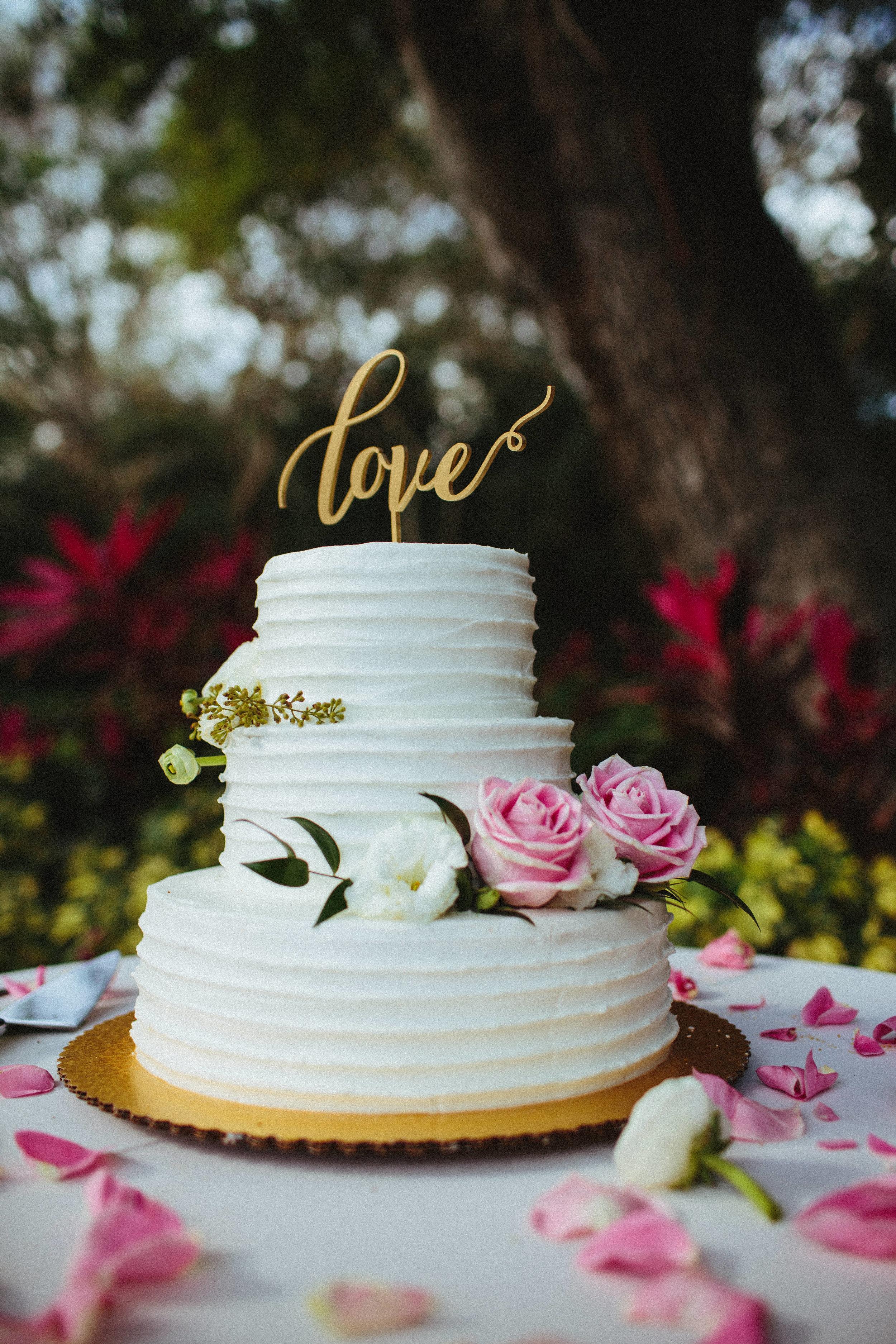 Wedding Cake by Ana Paz
