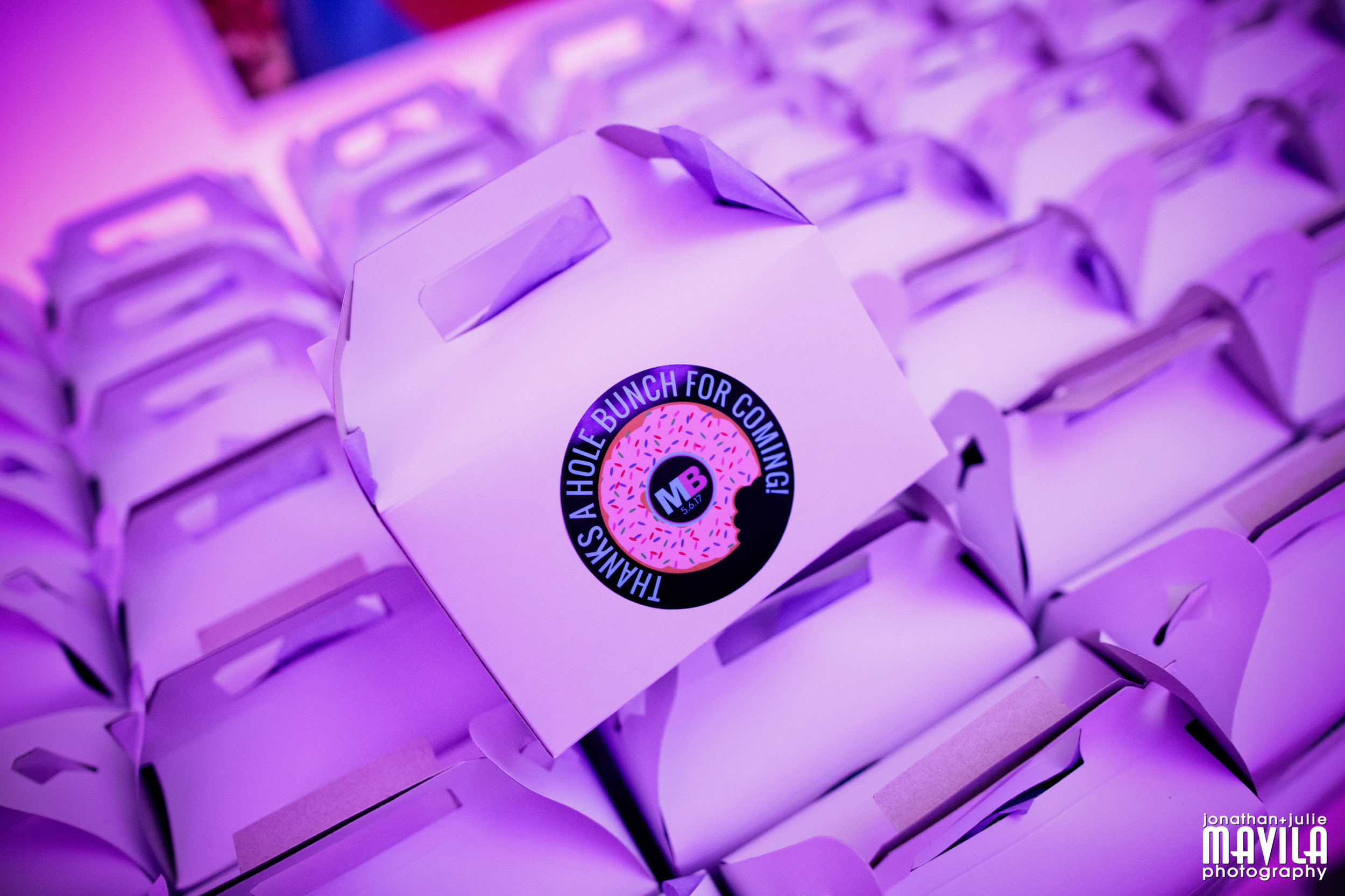Goodie Bags: Donuts-to-go