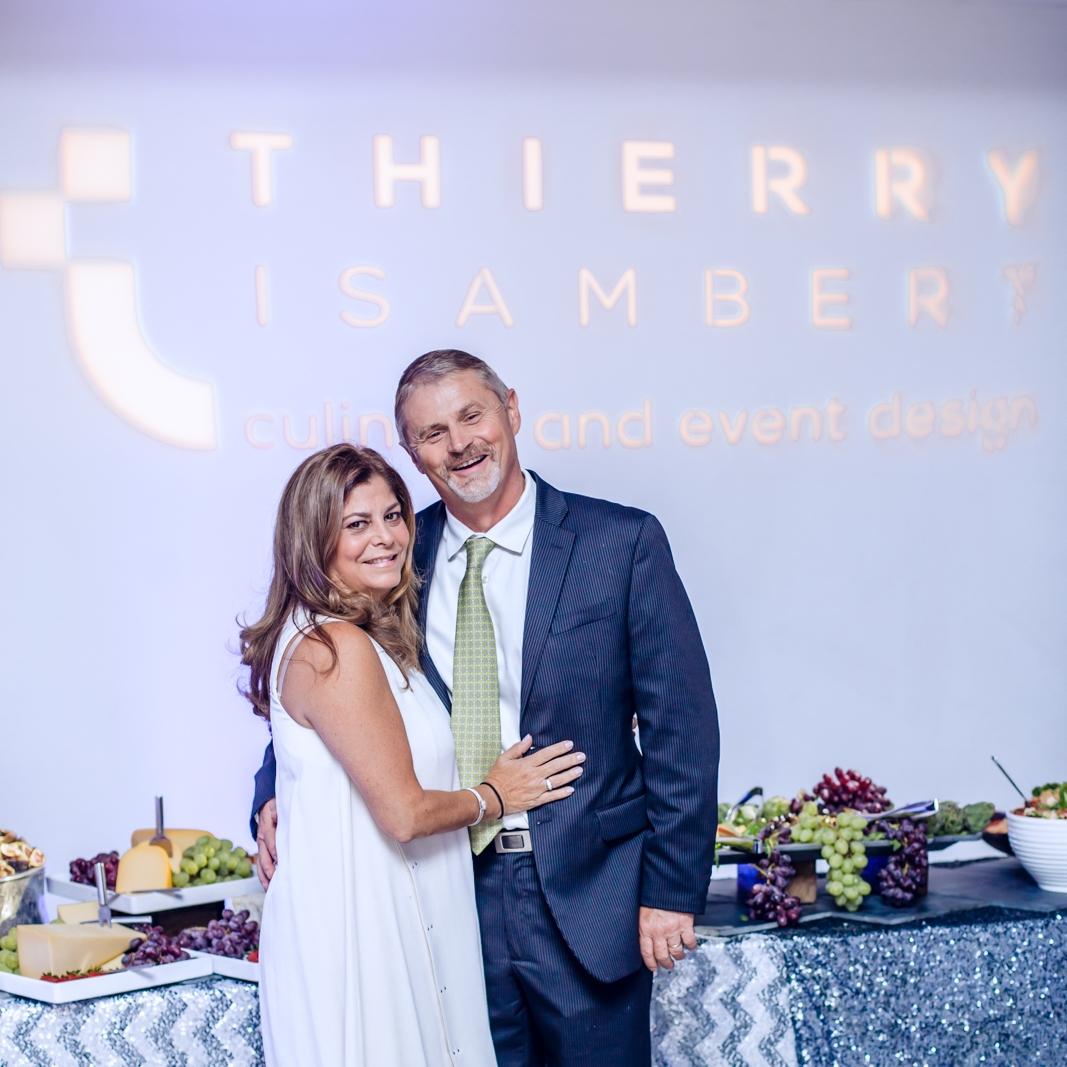 Thierry and Alina Isambert
