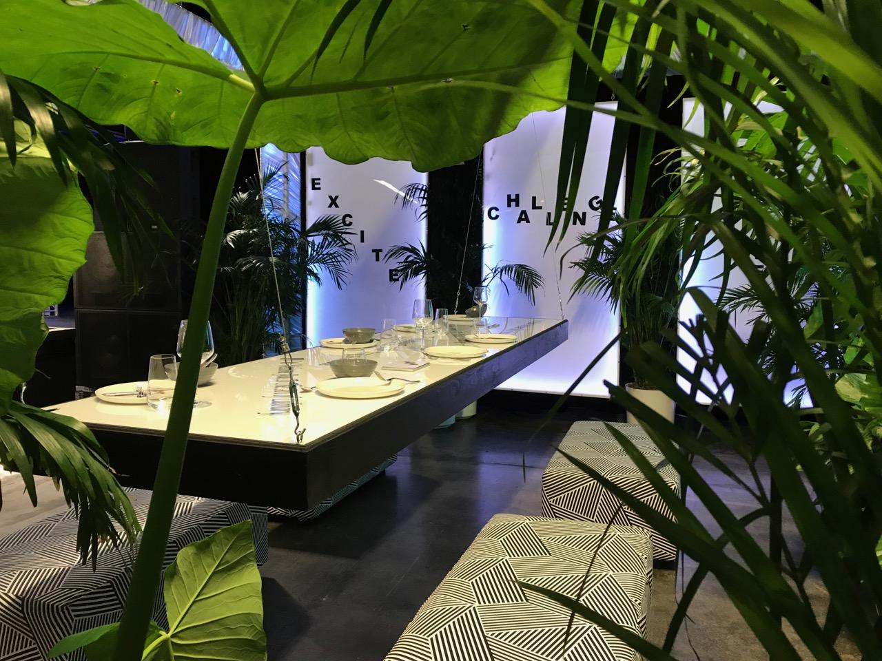 Thierry isambert Luxury Miami Gala Catering