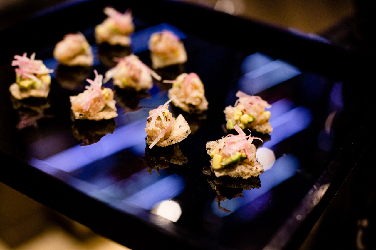 Thierry isambert Hors D'oeuvres Dior Homme Dinner At The Webster.jpg