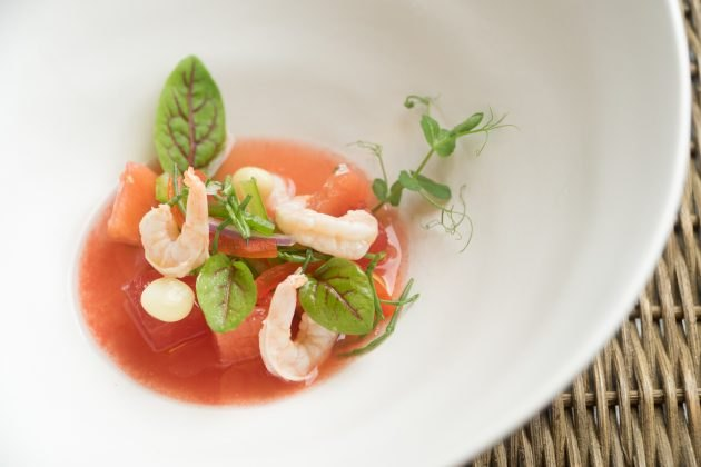 Watermelon Grapefruit Ceviche by Miami Catering Company - Thierry Isambert.jpg