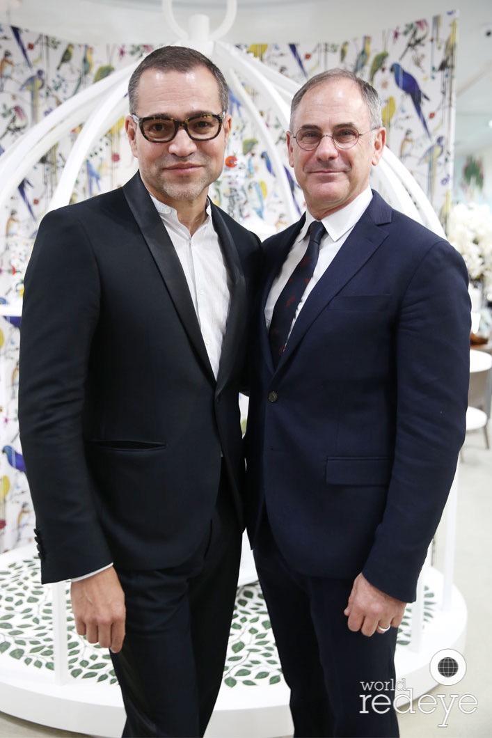 Sacha Walckhoff & Nicolas Topiol