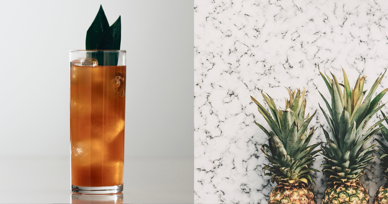 """Jungle Bird"" from  LIBATIONS By TI"