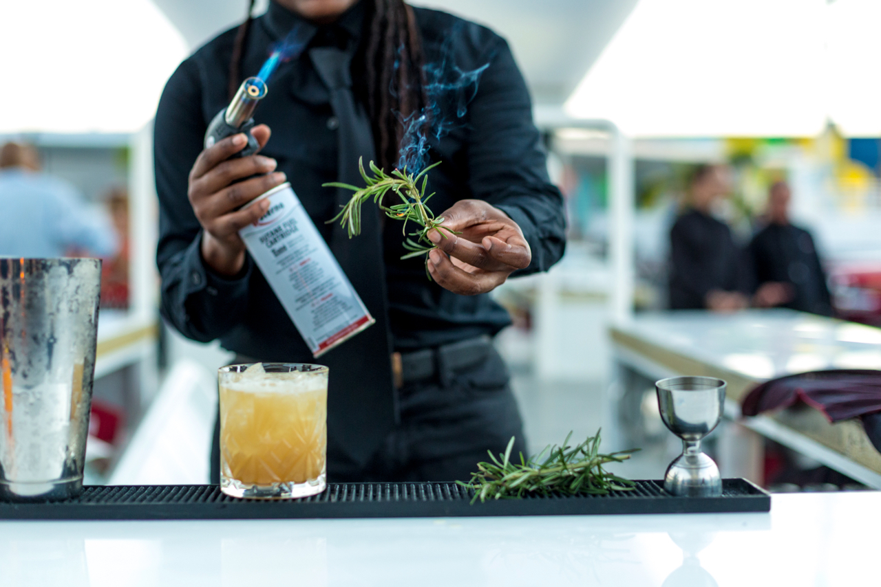 Miami Catering Whisky Cocktail